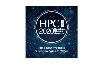 2020 Top 5 HPC Products or Technologies