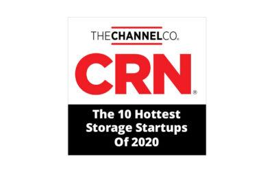 Top 10 Hottest Storage Startups of 2020